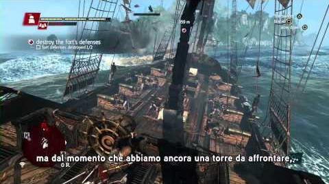 Guida commentata della demo GamesCom Assassin's Creed 4 Black Flag IT