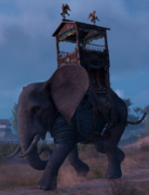 Nameless War Elephant