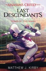 Tomb of the Khan cover