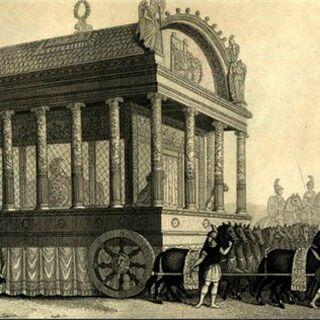 Alexander's funeral