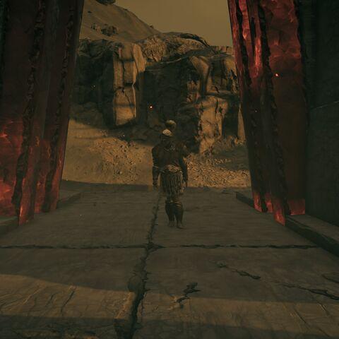 赫拉克勒斯站在强者之门前