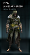 ACR Janissary Green