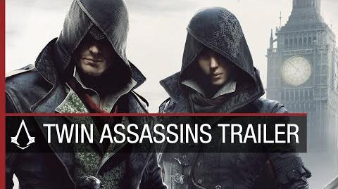 Assassin's Creed Syndicate Twin Assassins Jacob & Evie Frye Trailer US