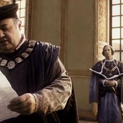 喬瓦尼向烏貝托和洛倫佐報告情況
