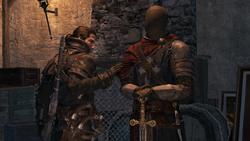 ACRG Gunn's Armor Stand
