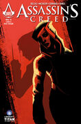 Assassin's Creed Comics 5 Cover A