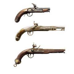 刺客信条IV:黑旗中的手枪原画