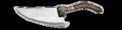 Butcher knive