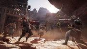 ACO HO Screenshot - Fight