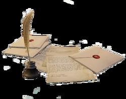 ACU Elise de la Serre Letters