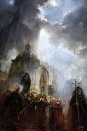 ACUnity marcia funebre concept art