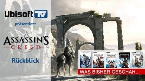 ASSASSIN'S CREED Was bisher geschah!
