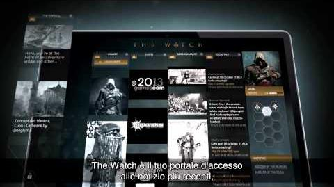 Assassin's Creed 4 Black Flag - Trailer officiale The Watch IT
