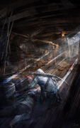 Assassin's Creed III Aquila Illustration by max qin