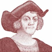 Christopher Columbus Who's In Your Blood