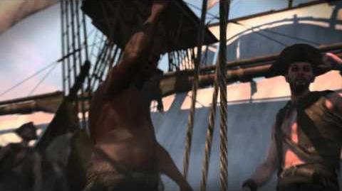 Auditore5/AC4 - La vita di un Pirata per mare