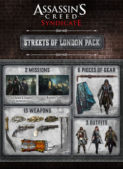 ACD Streets of London Pack Promo Image