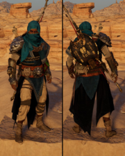 ACO Red Sea Marauder Outfit