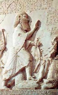 Kermanshah-bisotoun inscription