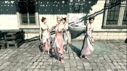 Zw-courtesans