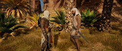 ACO ACO The Hungry River - Bayek and Meketre