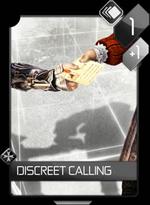 ACR Discreet Calling