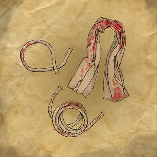 Les cordes et le bâillon
