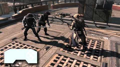 Assassin's Creed 3 - Gameplay Tutorials Combat UK
