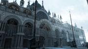 Basilica di San Marco main entrance