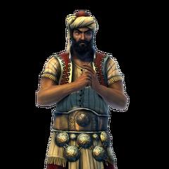 卡迪尔<br />奥斯曼帝国军火商人