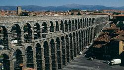 DTAE Aqueduct of Segovia