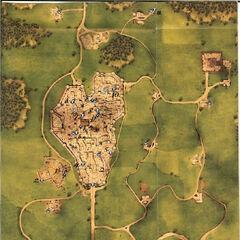 托斯卡纳地图