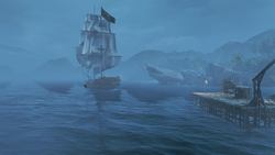 Una nave tutta sua 8