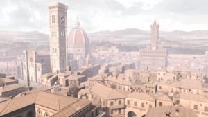 Widok na dzielnicę San Giovanni