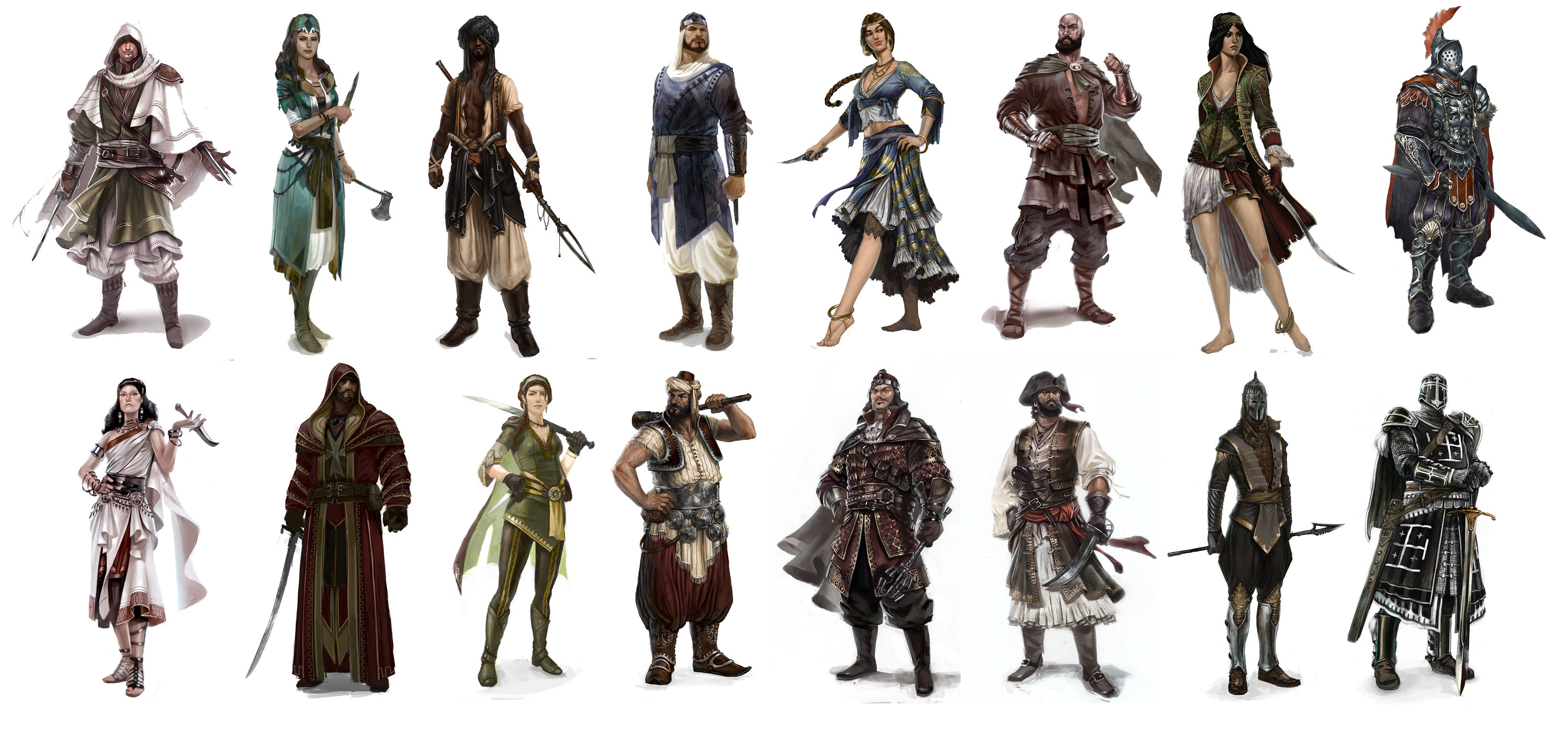 Animi Avatars Second Stage Assassin S Creed Wiki Fandom