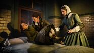 ACS Evie Florence Nightingale Clara O'Dea