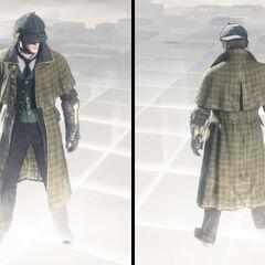 猎手的服装