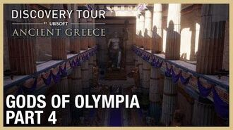 Assassin's Creed Discovery Tour Gods of Olympia Ep. 4 Ubisoft NA