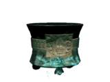 Database: Tripod Vessel with Date Glyph