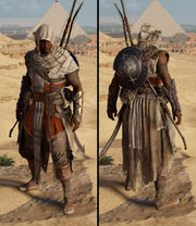 ACO Egyptian Hedj outfit