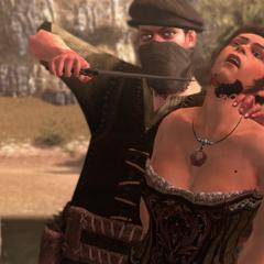 一名奴隶贩子杀死了索拉里夫人