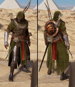 ACO Persian Guard outfit