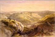 Road to jerusalem