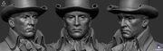 Roi des Thunes headsculpt