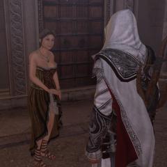 妓女向埃齐奥说起朱莱塔