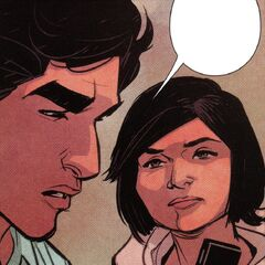 乔特准备给安杰打电话告知西沃恩窃走了婆罗门
