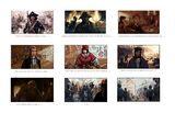 ACIII Rise Trailer storyboard art by Anais Bernabe