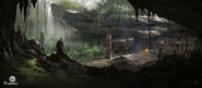 ACIV Jungle Totem concept