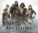 The Ancestors Character Pack