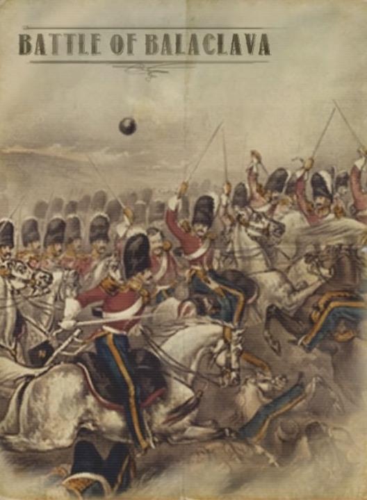 Battle of Balaclava  8eb356e360